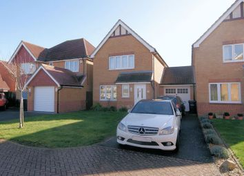 Thumbnail 3 bed link-detached house for sale in Martlet Close, Lee-On-The-Solent