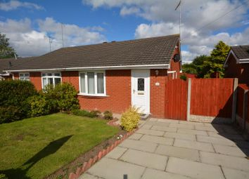 Thumbnail 2 bed bungalow to rent in Pennystone Close, Greasby, Wirral