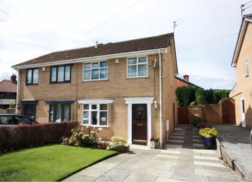 Thumbnail 3 bed semi-detached house for sale in Clover Hey, Haresfinch, St Helens
