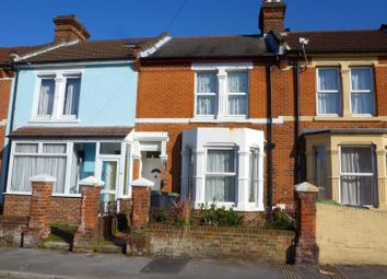 Thumbnail 2 bed terraced house to rent in Parham Road, Gosport