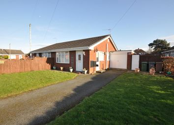 Thumbnail 2 bed semi-detached bungalow for sale in Broster Avenue, Moreton, Wirral