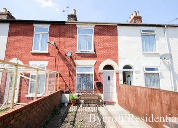 Thumbnail 3 bed terraced house for sale in Arundel Road, Great Yarmouth