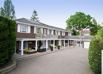 Thumbnail 5 bed detached house for sale in Seymour Close, Hatch End, Middx
