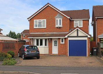 Thumbnail 4 bed detached house for sale in Cornwall Avenue, Fazeley, Tamworth, Staffordshire