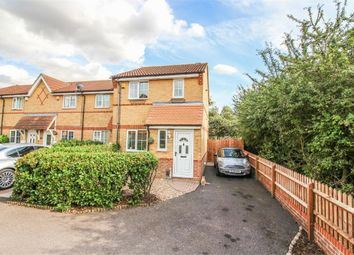 Thumbnail 3 bed end terrace house for sale in Coalport Close, Church Langley, Harlow, Essex