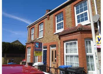 Thumbnail 2 bedroom terraced house to rent in Livingstone Road, St Peters, Broadstairs