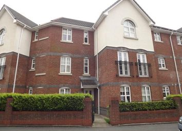 Thumbnail 2 bed flat for sale in Cromwell Avenue, Stockport, Greater Manchester