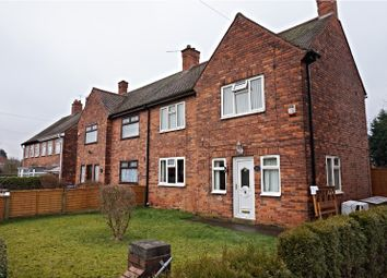 Thumbnail 3 bed semi-detached house for sale in Vale Road, Mansfield
