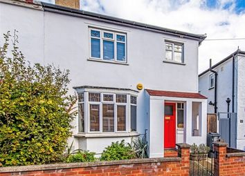 Thumbnail 3 bed semi-detached house for sale in Castle Road, Isleworth, Middlesex