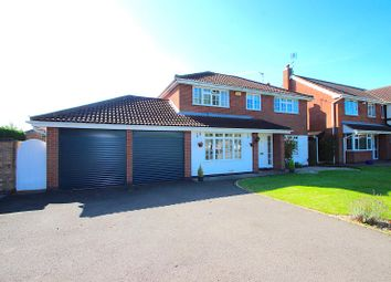 4 bed detached house for sale in Teal Close, Leicester Forest East, Leicester LE3
