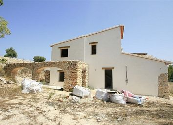 Thumbnail 3 bed country house for sale in 03725 Teulada, Alicante, Spain