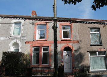 Thumbnail 3 bed terraced house for sale in Hillside Terrace, Waunlwyd, Ebbw Vale, Blaenau Gwent