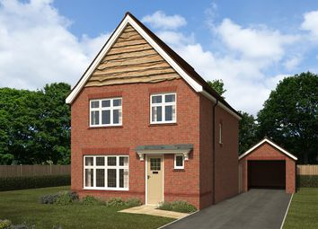 "Thumbnail 3 bedroom detached house for sale in ""Warwick"" at Ferard Corner, Warfield, Bracknell"