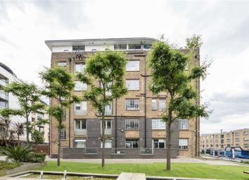 Thumbnail 3 bed flat for sale in New Wharf Road, London