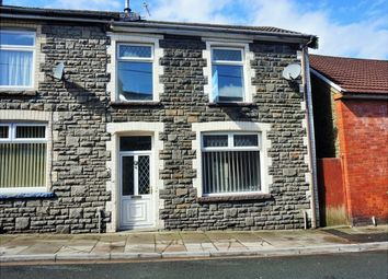 Thumbnail 3 bed end terrace house to rent in Richard Street, Pontypridd