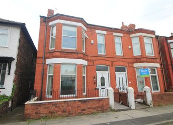 Thumbnail 3 bed semi-detached house for sale in Parkfield Road, Waterloo, Merseyside