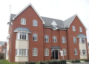 Thumbnail 2 bed flat to rent in Flaxley Road, Lincoln