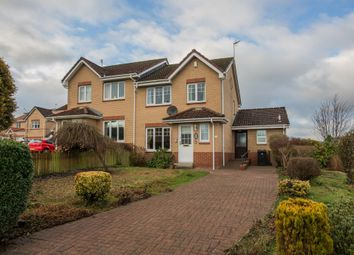 Thumbnail 4 bed semi-detached house for sale in 49 Alloway Crescent, Paisley