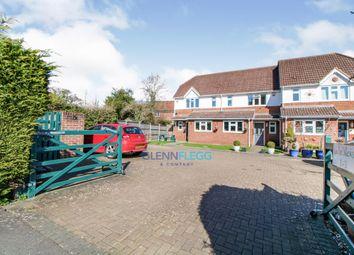 Thumbnail 4 bed town house for sale in Gable Mews, Lent Green Lane, Burnham, Slough