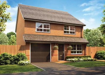"Thumbnail 4 bedroom detached house for sale in ""Tewkesbury"" at Pewterspear Green Road, Appleton, Warrington"