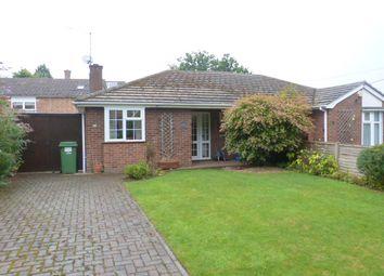 Thumbnail 1 bedroom semi-detached bungalow for sale in Walton Road, Wavendon