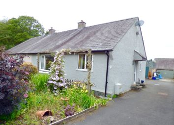 Thumbnail 2 bed semi-detached bungalow for sale in Fairfield Road, Windermere, Cumbria