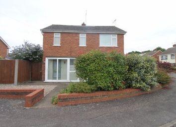 Thumbnail 3 bed semi-detached house for sale in Lonsdale Close, Ipswich
