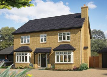 "Thumbnail 5 bed detached house for sale in ""The Lime"" at Southam Road, Radford Semele, Leamington Spa"