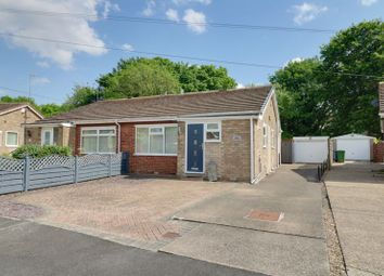 Thumbnail 2 bed semi-detached bungalow for sale in Fulford Crescent, Willerby, Hull