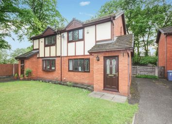 Thumbnail 3 bed semi-detached house for sale in 2 Old Vicarage Gardens, Manchester