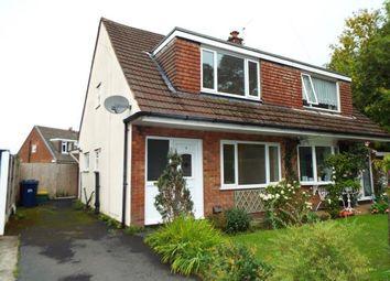 Thumbnail 3 bed semi-detached house for sale in Ambleside Close, Walton-Le-Dale, Preston, Lancashire