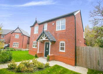 Thumbnail 4 bed detached house for sale in Lomax Gardens, Cheadle Hulme, Cheadle, Greater Manchester