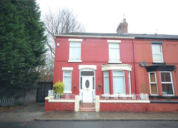Thumbnail 3 bedroom end terrace house for sale in Balcarres Avenue, Mossley Hill, Liverpool