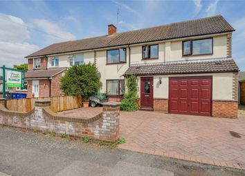 Thumbnail 4 bed semi-detached house for sale in The Close, Godmanchester, Huntingdon