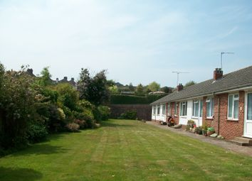 Thumbnail 1 bedroom bungalow to rent in Malvern Road, Sidmouth