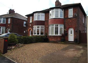 Thumbnail 3 bed semi-detached house for sale in Ryecroft Avenue, Norton, Doncaster