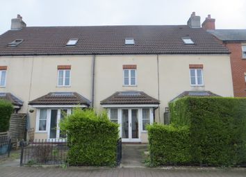 Thumbnail 3 bed town house for sale in Rowan Place, Weston Village, Weston Super Mare