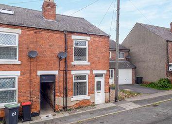 Thumbnail 2 bed terraced house for sale in Raglan Street, Eastwood, Nottingham