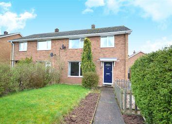 Thumbnail 3 bedroom semi-detached house for sale in Cloverdale, Cotgrave, Nottingham