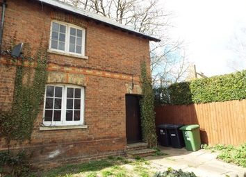 Thumbnail 3 bed end terrace house to rent in High Street, Huntingdon