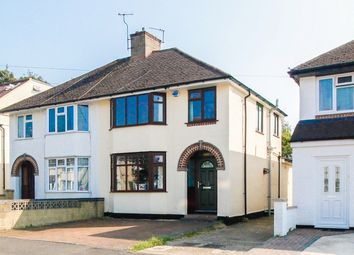 Thumbnail 3 bed semi-detached house to rent in Mark Road, Headington, Oxford
