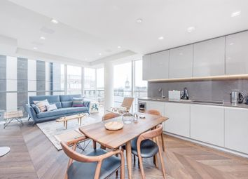 Thumbnail 2 bed flat for sale in Sandringham House, Dutches Walk, One Tower Bridge, London