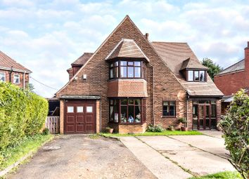 Thumbnail 5 bed detached house for sale in London Road, Bracebridge Heath, Lincoln