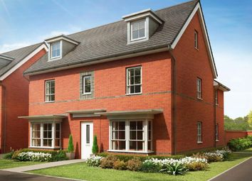 "Thumbnail 5 bed detached house for sale in ""Marlowe"" at Pye Green Road, Hednesford, Cannock"