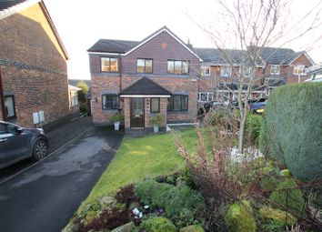 Thumbnail 5 bed detached house for sale in Hargate Avenue, Norden, Rochdale