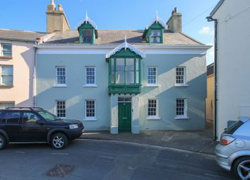Thumbnail 6 bed semi-detached house for sale in Crown Street, Peel, Isle Of Man