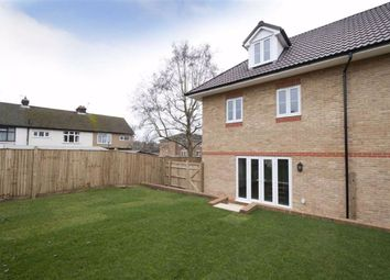 Thumbnail 3 bed end terrace house for sale in Bridgeside Mews, Maidstone, Kent