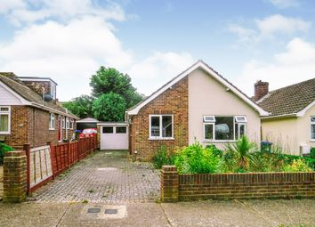Thumbnail 2 bedroom detached bungalow for sale in Richington Way, Seaford