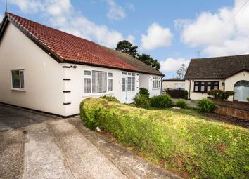 Thumbnail 2 bed semi-detached bungalow for sale in Trinity Close, Billericay