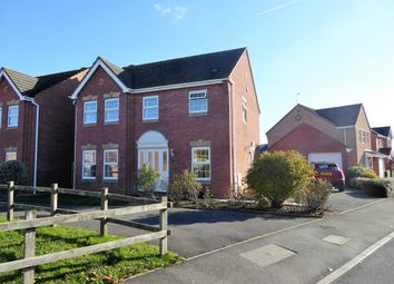 Thumbnail 4 bed detached house for sale in Forde Park, Yeovil